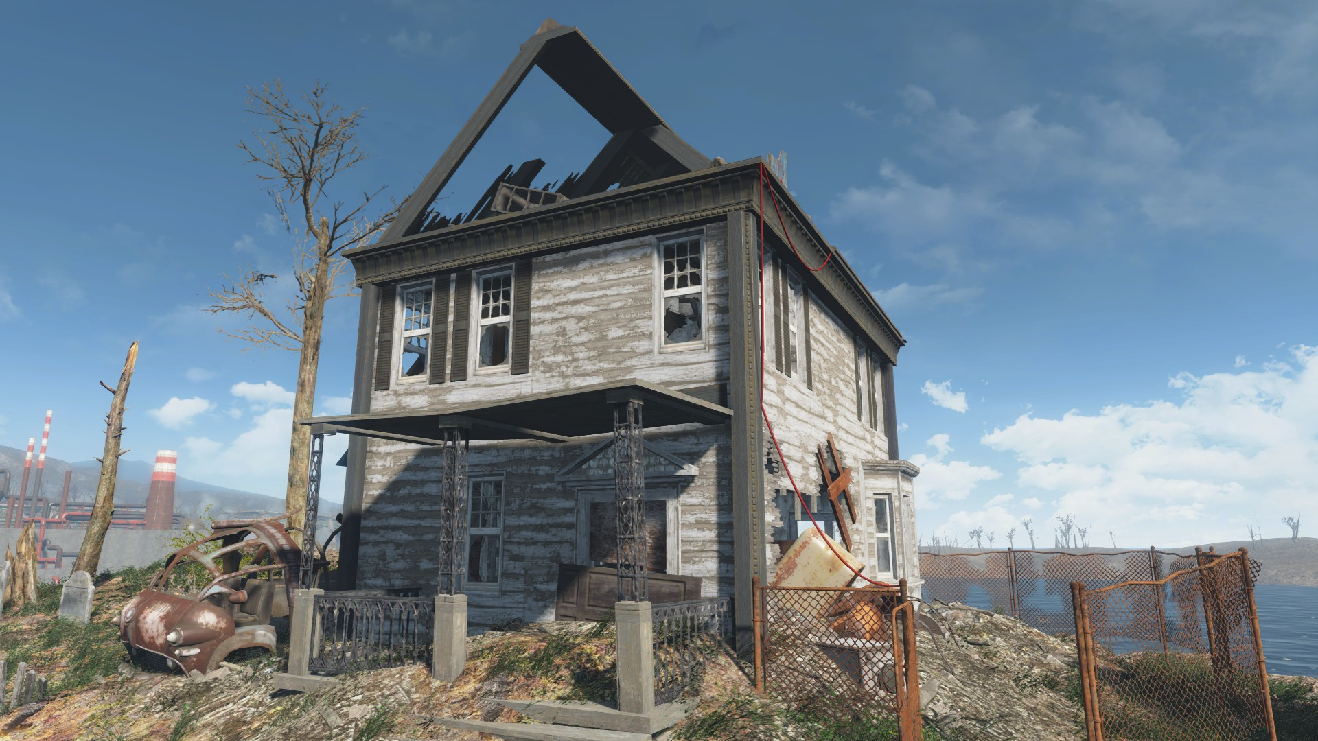 Rook Family House Fallout Wiki Fandom Powered By Wikia