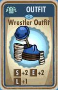 FoS Wrestler Outfit Card