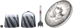 FNV 12 Ga Projectiles