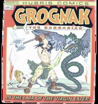 Hubris Comics (company)