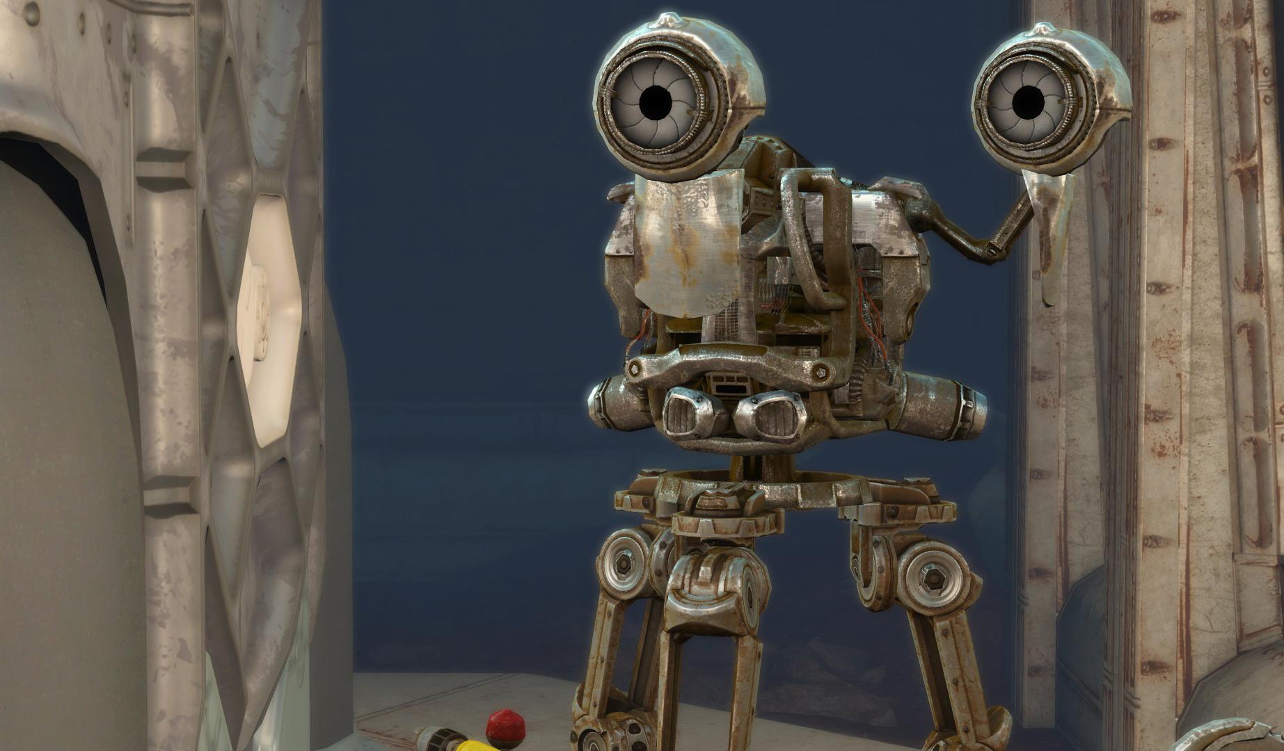 Fallout 4 mirelurk assault - 1 part 2