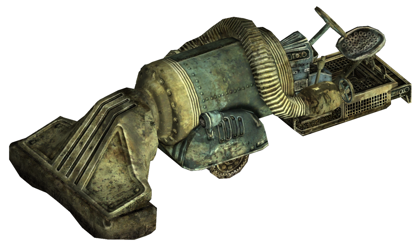 Street Cleaner Fallout Wiki Fandom Powered By Wikia