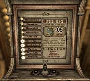 Vitomatic Intelligence screen