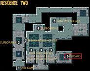Find Residence Key