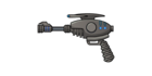 Alien blaster FoS