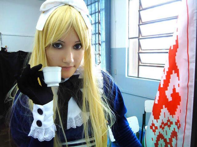 File:My beautiful self in my cosplay dress.jpg