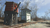Fo4 Train watchpost