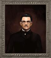 Jack Cabot portrait