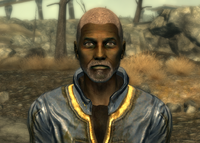James African American WOL
