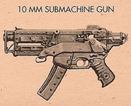 10mm SMG concept art