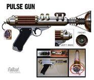 FNV Pulse gun concept
