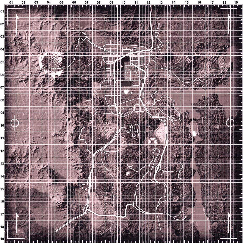 Miraculous Talk Fallout New Vegas Map Fallout Wiki Fandom Powered By Wikia Short Hairstyles Gunalazisus