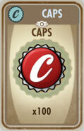 FoS Caps Card