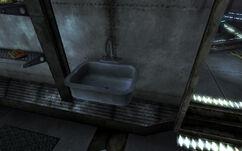 Sink robot