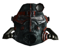 Outcast power helmet