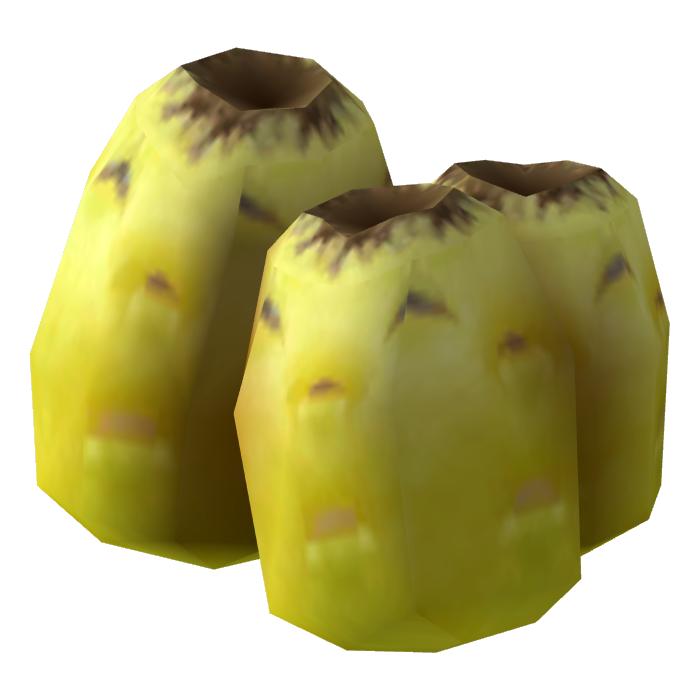 Barrel Cactus Fruit Barrel Cactus Fruit