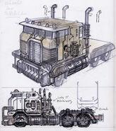 Truck CA1