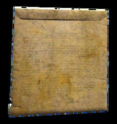 Fo4 parchment