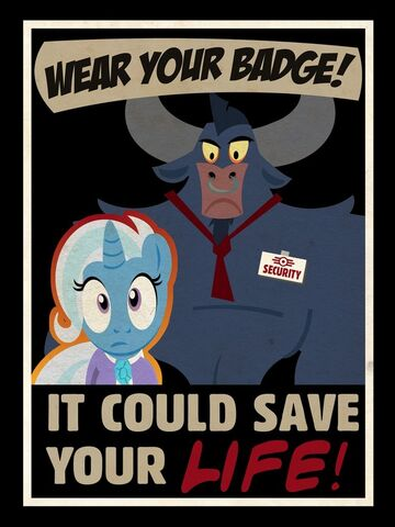 File:BadgePoster by pixelkitties.jpg