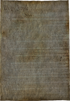 Constitution of the United States GECK
