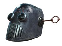 Mechanist's helmet