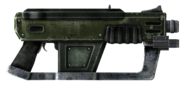 12.7mm submachine gun 3