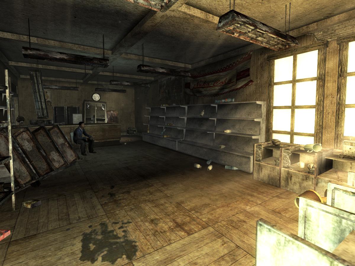 Fallout  No Klamath Dog