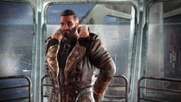 Fo4 launch trailer BoS leader