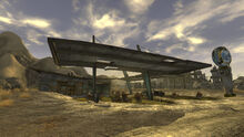 FNV Poseidon gas station