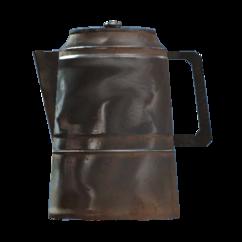 Coffee pot fo4