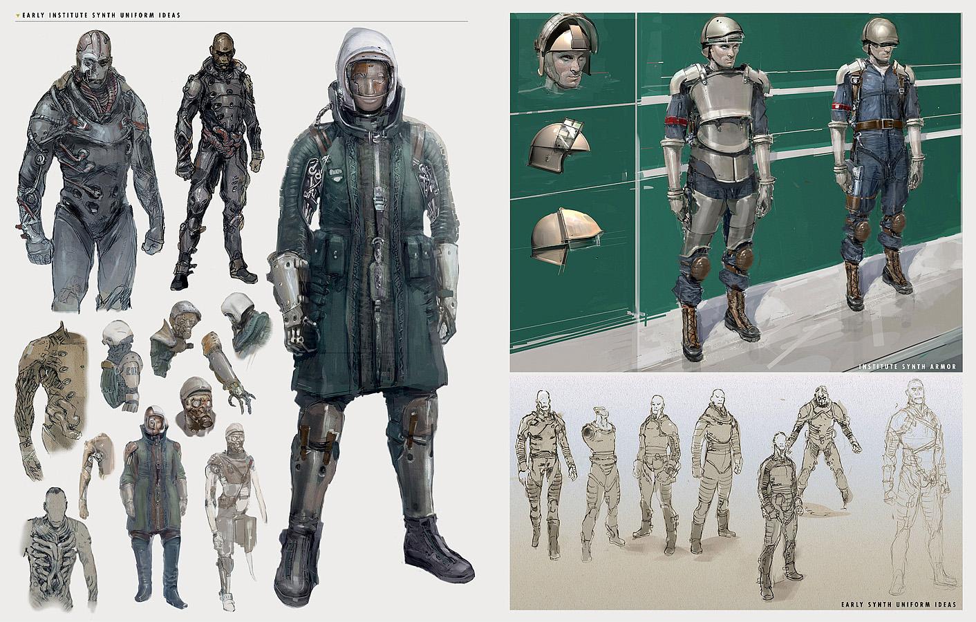 Fallout new vegas арты