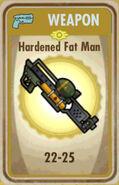 FoS Hardened Fat Man Card