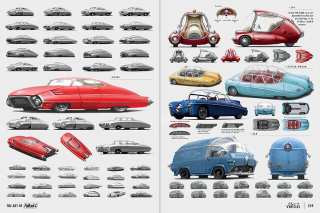 File:Art of Fo4 pre-War vehicles concept art.jpg
