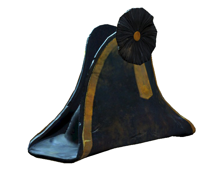Captain Ironsides' hat   Fallout Wiki   Fandom powered by ...  Captain Ironsid...