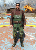 Fo4fh - Fisherman's Overalls