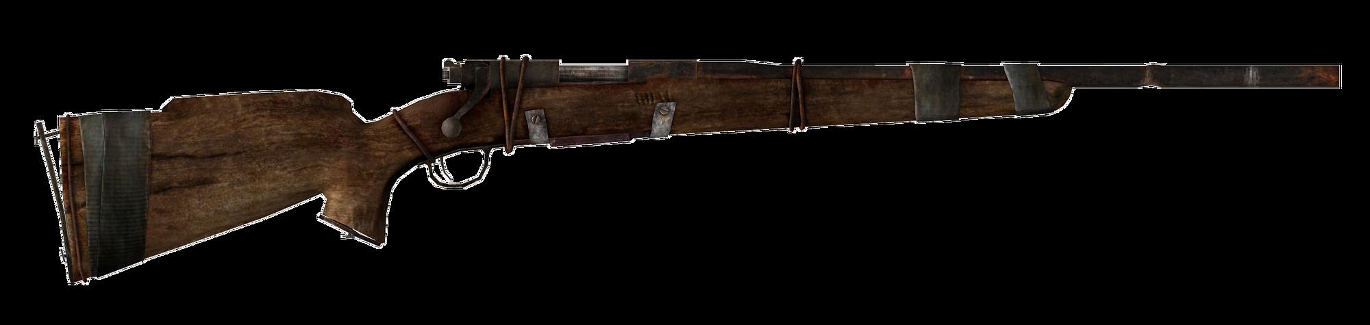 Hunting rifle (Fallout 3)   Fallout Wiki   Fandom powered ...