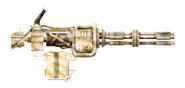 Desert Ranger Combat Minigun