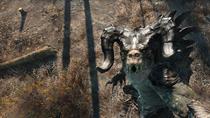 Fo4-Deathclaw-attack