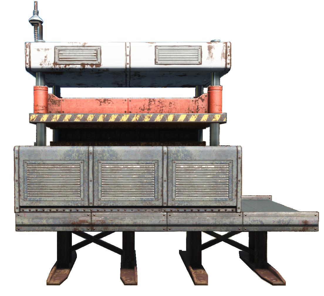 Fallout  Food Processor