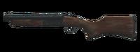 FO4 SO double-barrel shotgun
