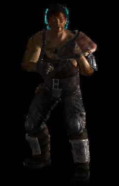 Raider Commando Armor