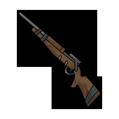 FoS hunting rifle