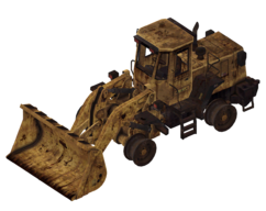 Front loader