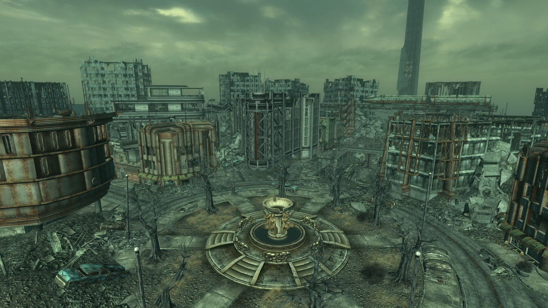 how to become a slaver in fallout 3