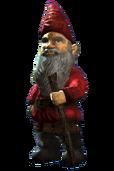 Fo4FH garden gnome red