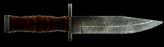 File:FNV Service Rifle Bayonet.png
