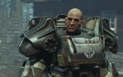 Knight-Captain Larsen