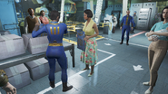 FO4 Mrs Able in Vault111