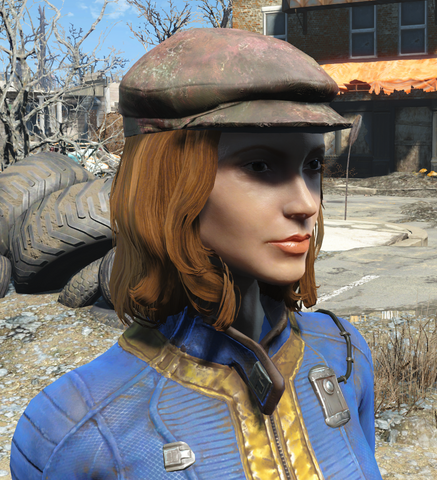 File:Newsboy cap worn.png