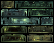 Fallout Shelter Cave